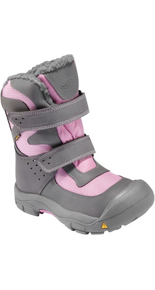 Keen Youth Kalamazoo High Boot Gargoyle/Lilac Chiffon